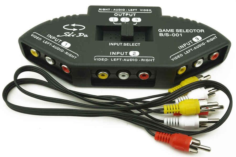 AV Multi box - R65 each.