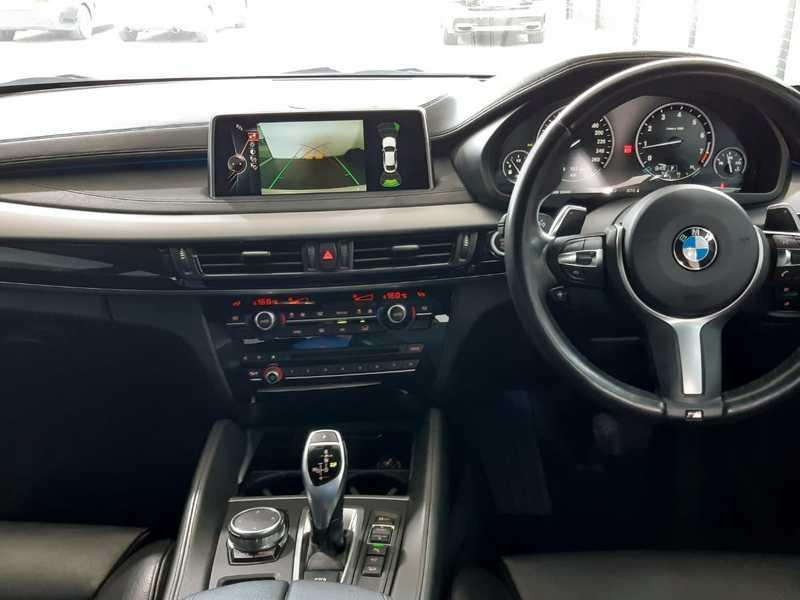 2015 BMW X6 xDRIVE35i M SPORT (F16)