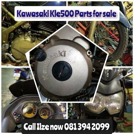 Kawasaki KLE500
