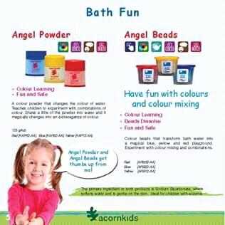 Acornkids products