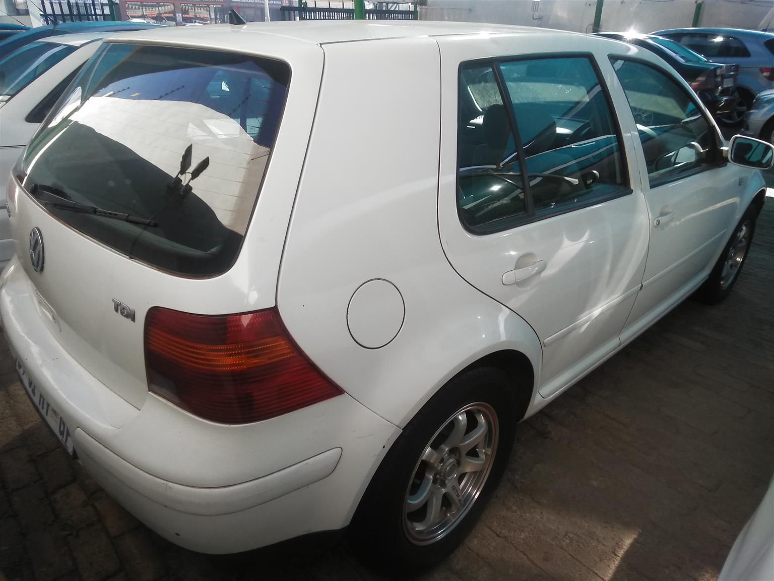 2004 VW Golf 1.9TDI Comfortline
