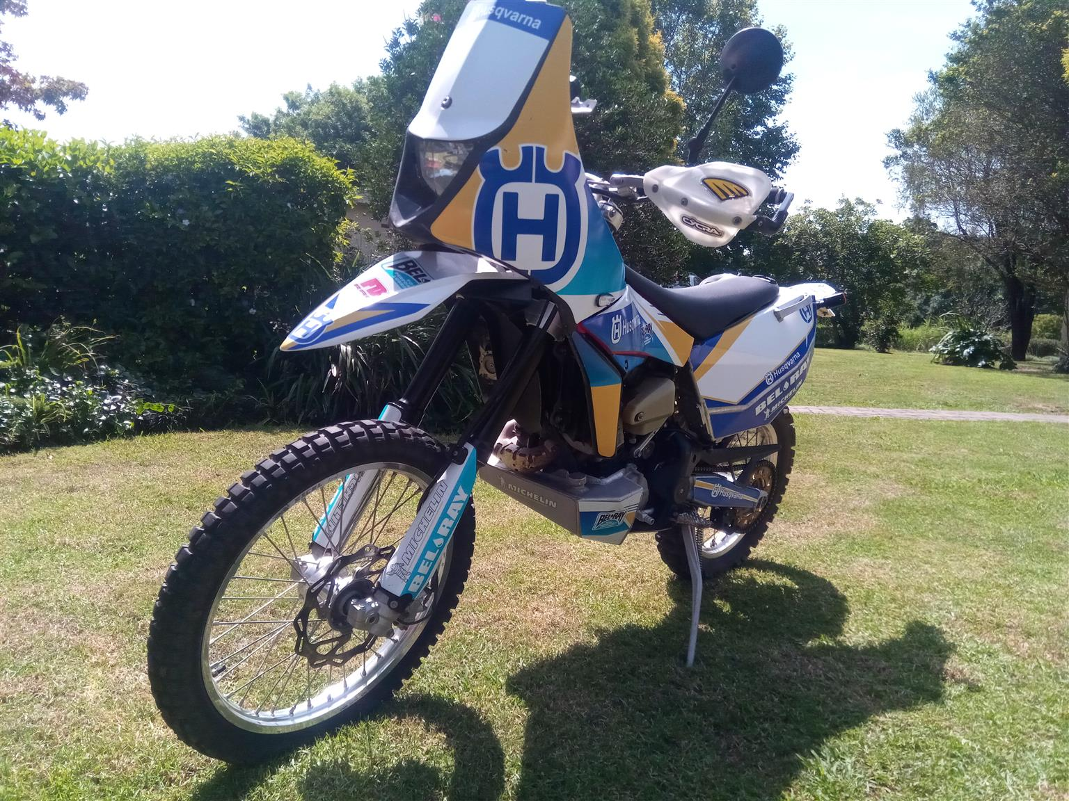 2014 Husqvarna FE 501 Enduro