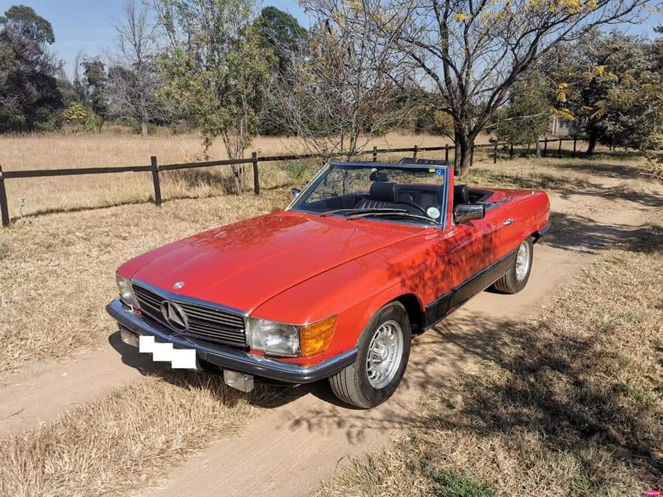 1980 Mercedes 280SL for Sale!!!