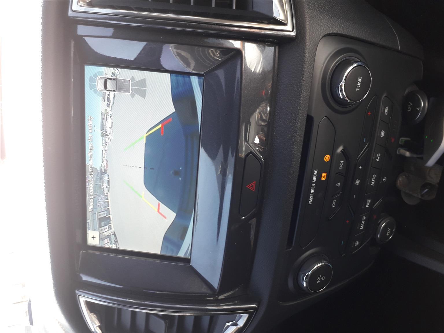 2019 Ford Ranger 3.2 double cab Hi Rider Wildtrak auto