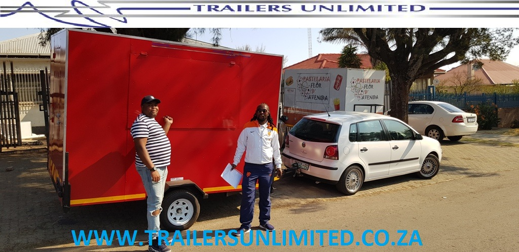 TRAILERS UNLIMITED THE MARKET LEADING MOBILE KITCHENS.