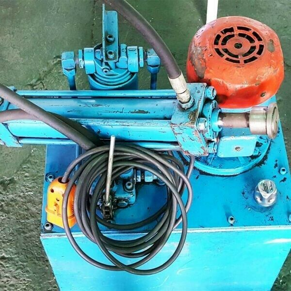 Hydraulic Power Pack (Blue)