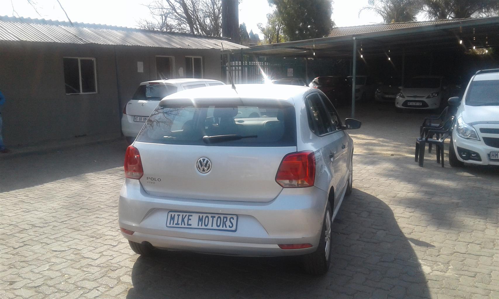 2019 VW Polo Vivo 3 door 1.4