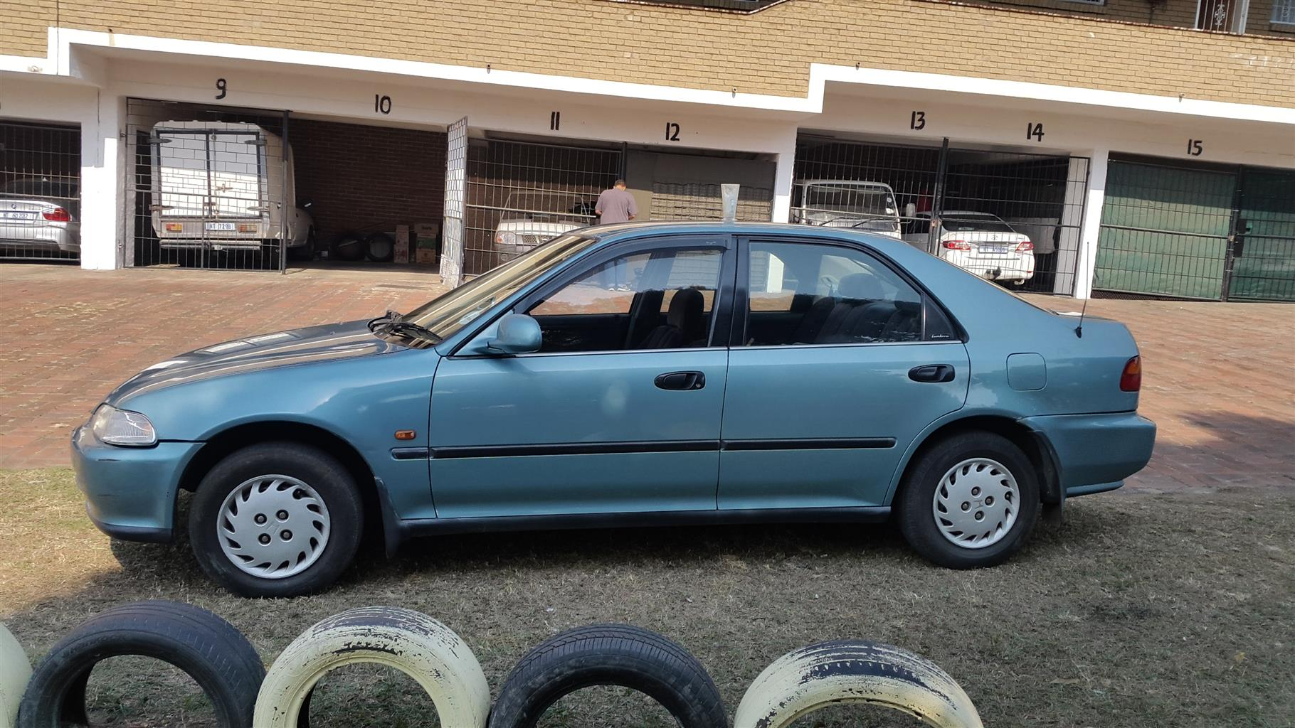 1995 Honda Ballade 1.5 Comfort