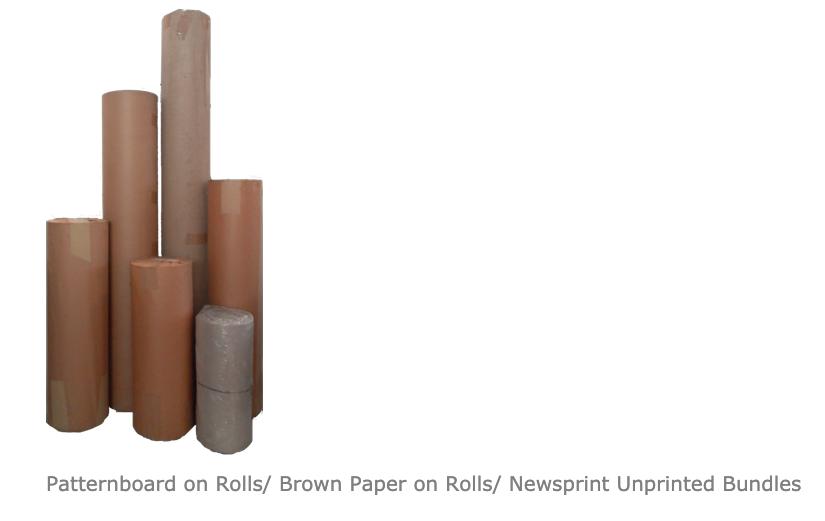 Packaging   Newsprint