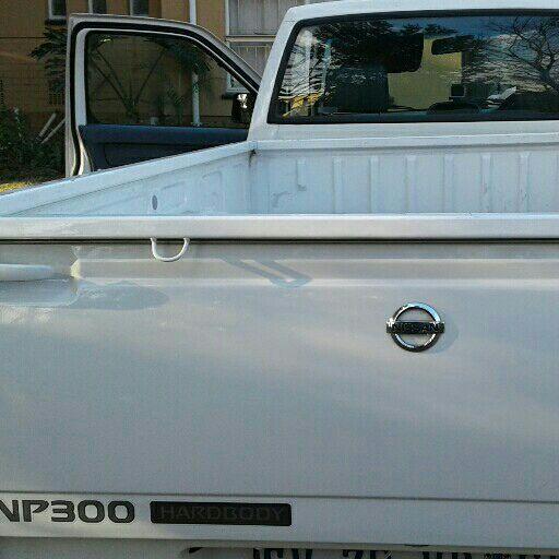 2014 Nissan NP300 Hardbody 2.5TDi