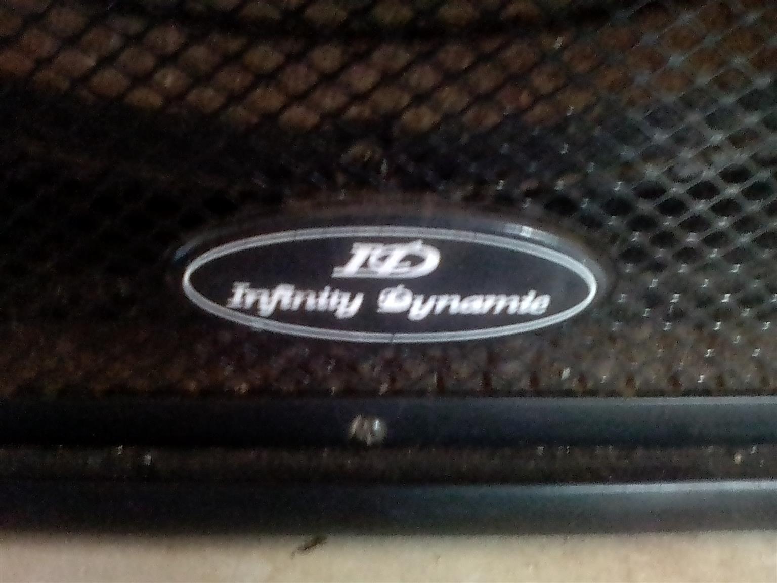 Infinity dynamics 15 speakers