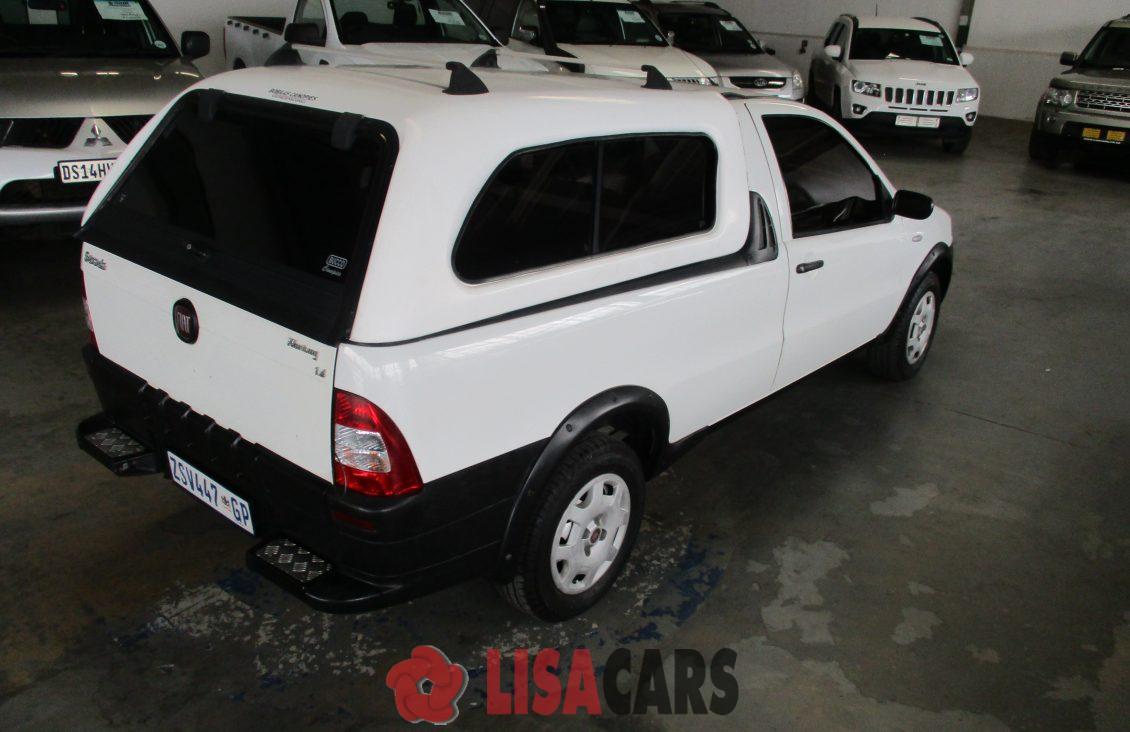 2010 Fiat Strada 1.4 Life