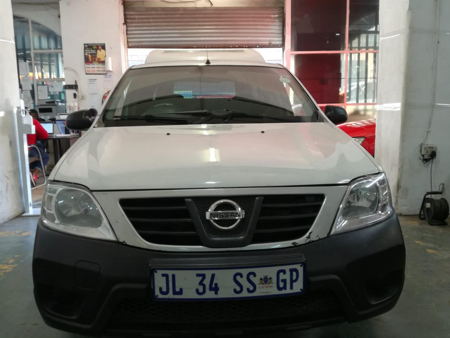 2014 Nissan NP200 1.6i