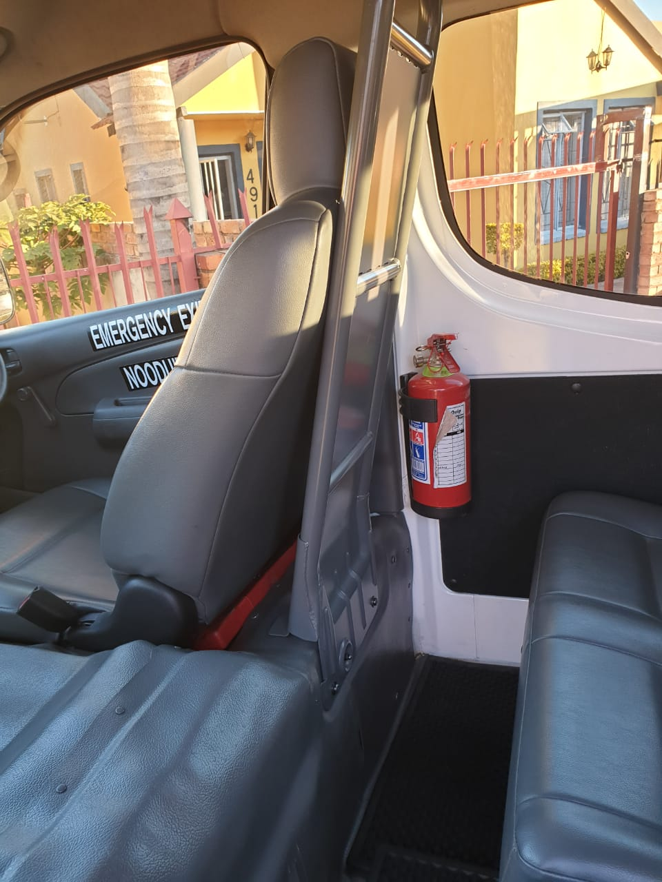 2015 Nissan NV350 panel van wide body 2.5i