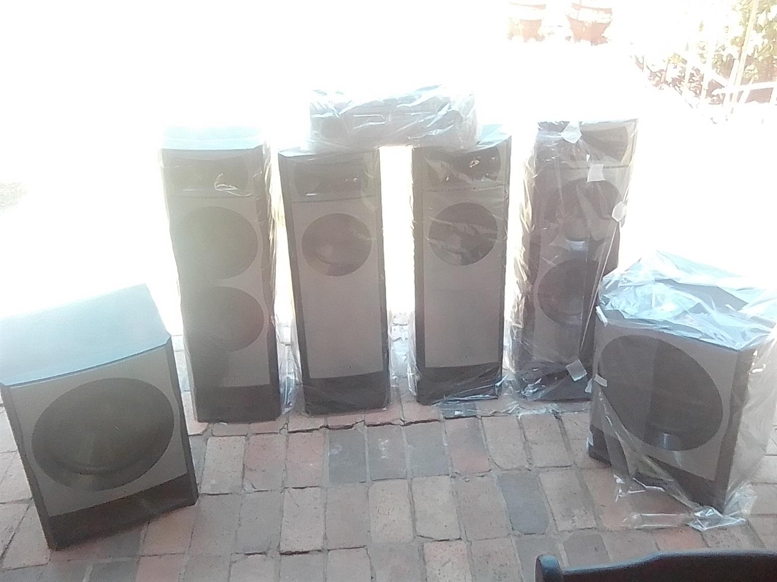 Sony Mgongo surround sound system