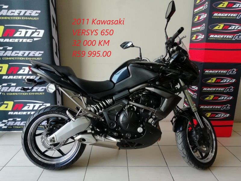 97cca150796 2011 Kawasaki KLE650 Versys | Junk Mail