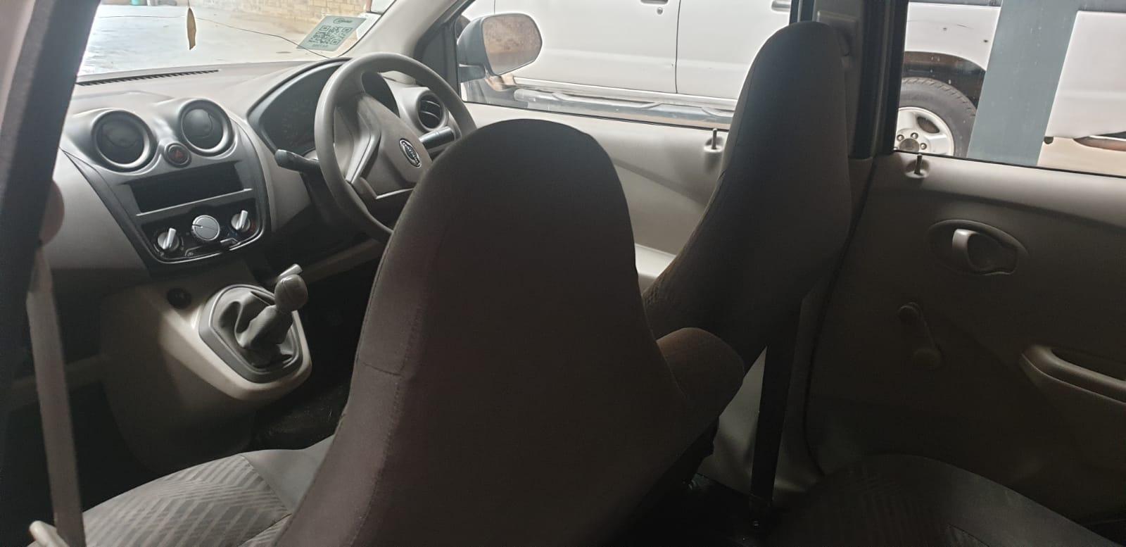 2015 Datsun Go hatch GO 1.2 MID