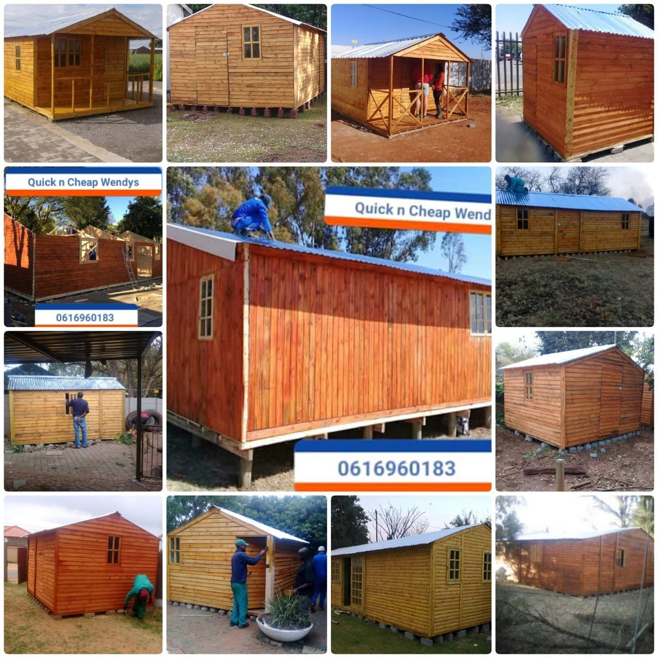 Affordable Wendy Houses