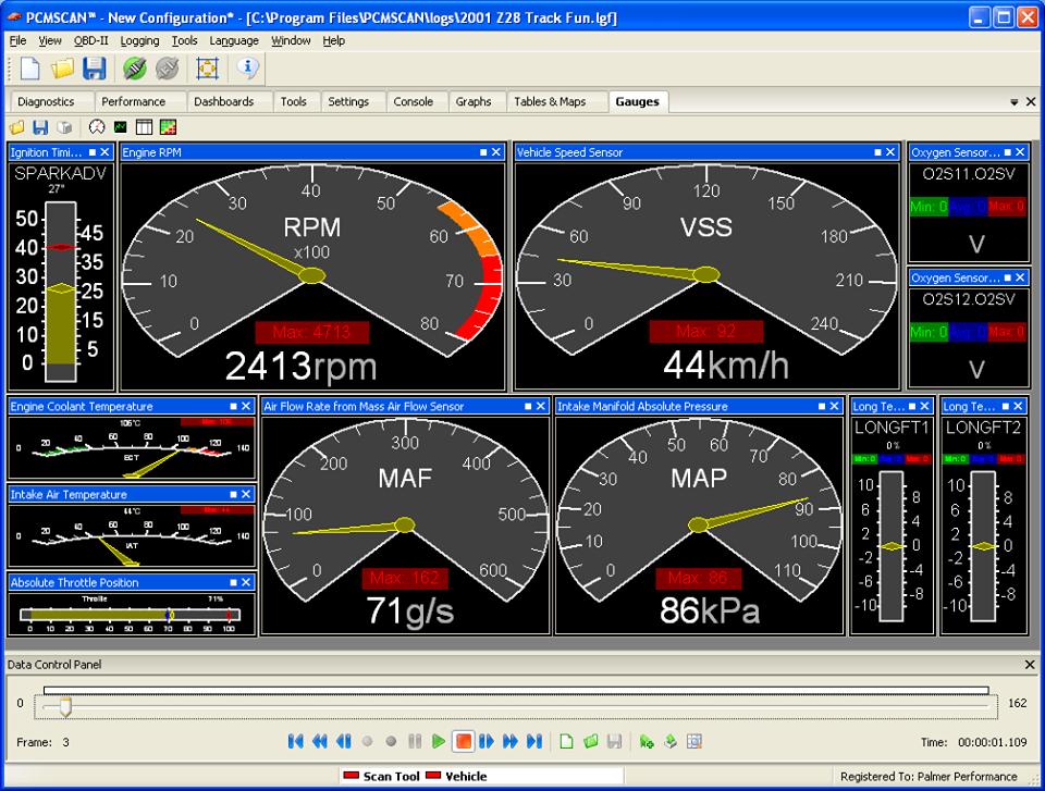 Bluetooth ELM327 OBD2 Scanner