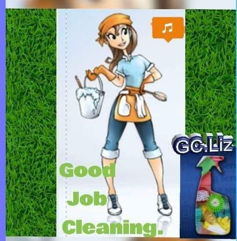 part-time Domestic worker available on Mondays and Wednesdays..