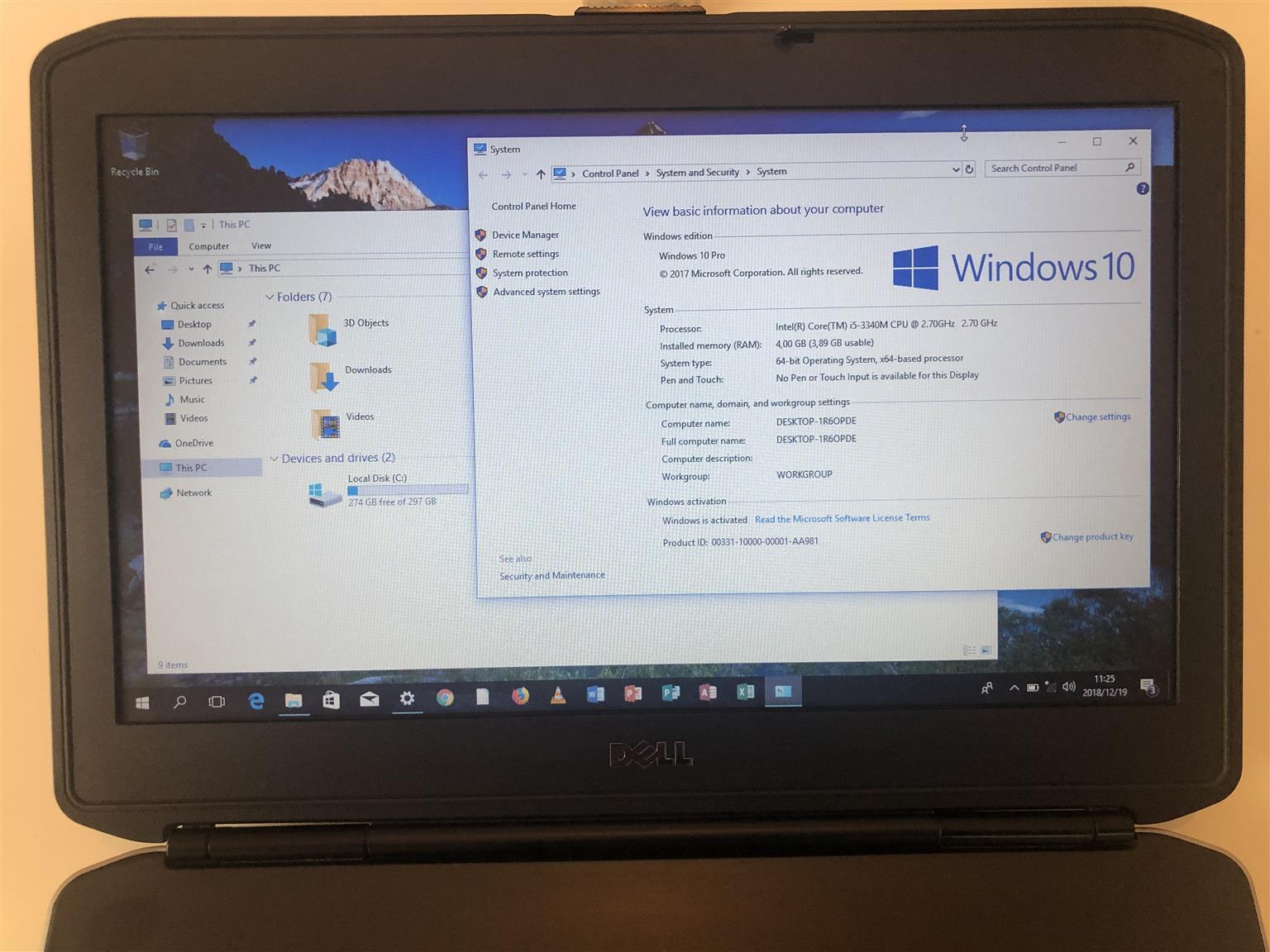Dell E6430 Core i5 Laptop