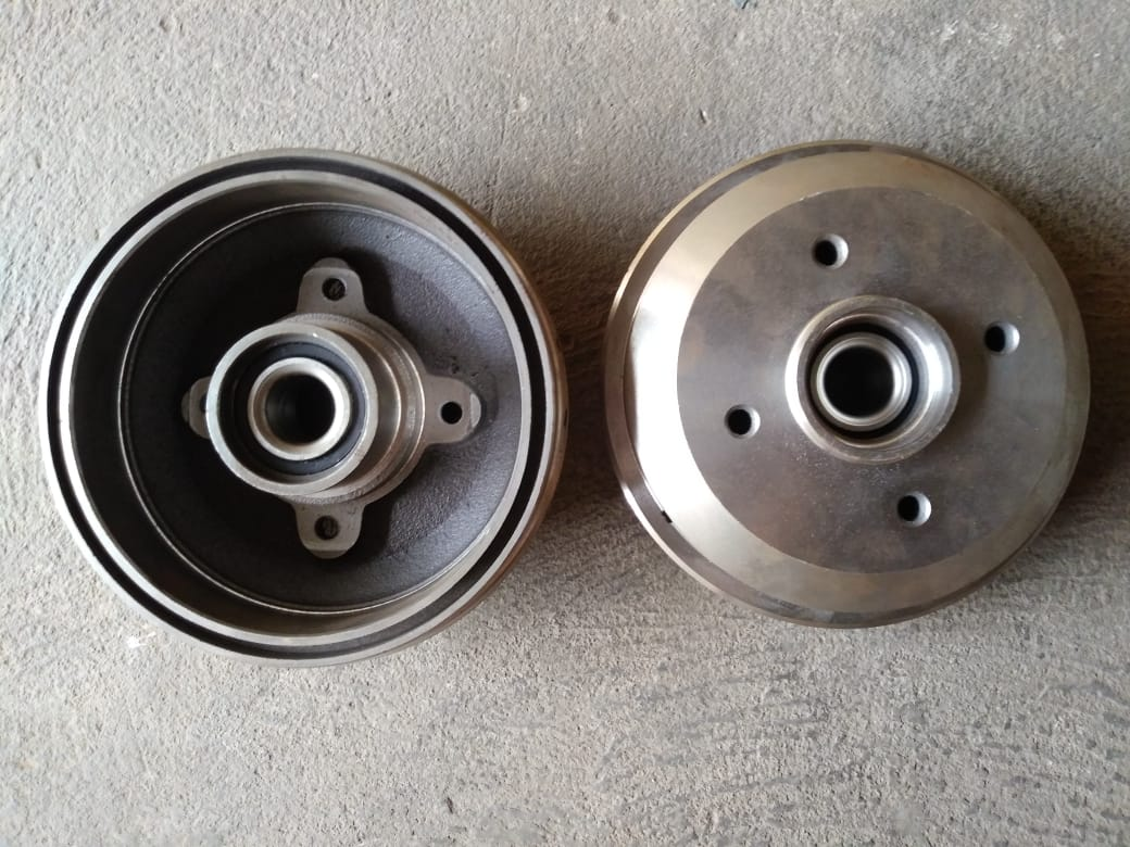 Brand new brake drums
