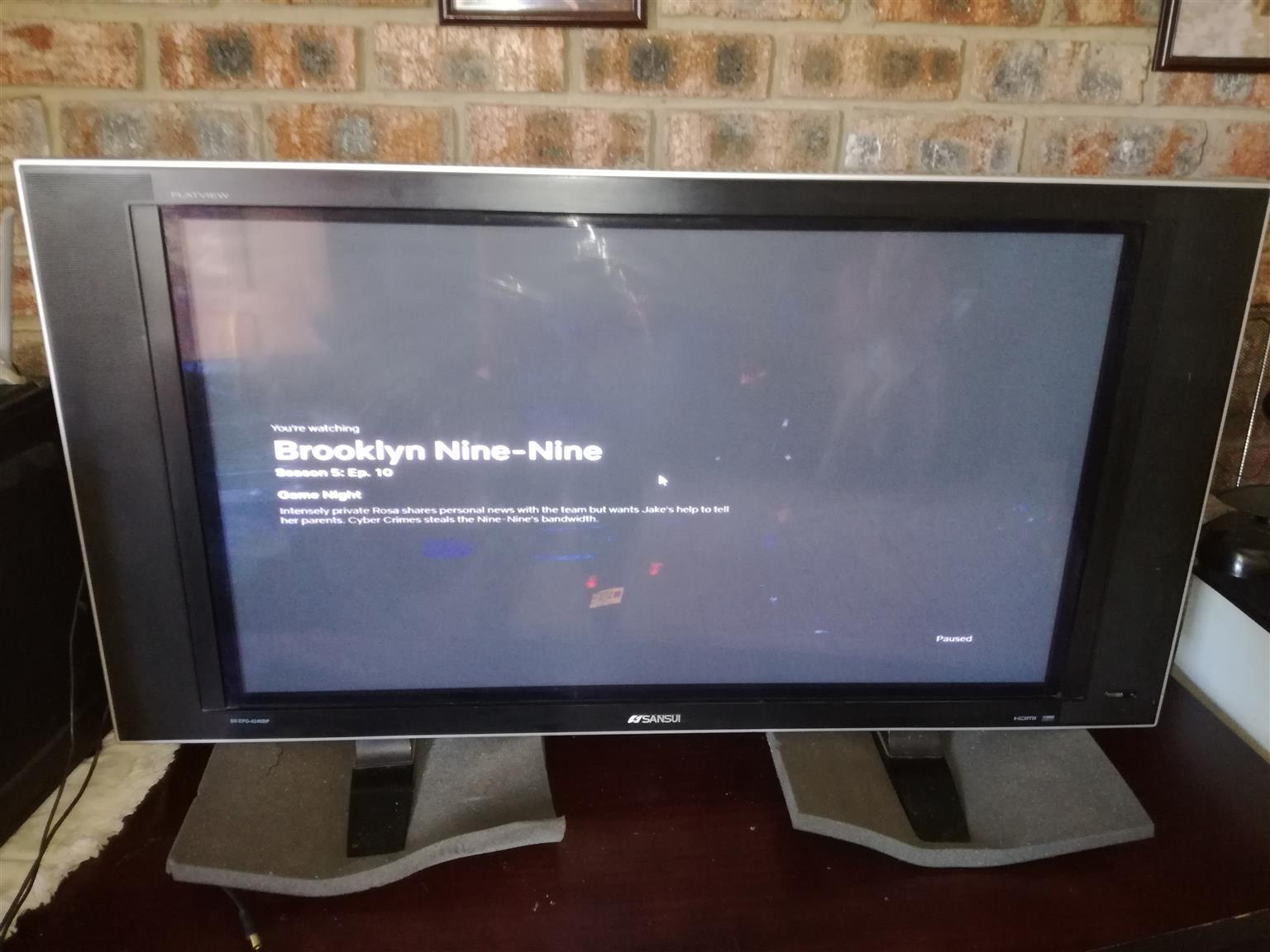 "Sansui 42"" TV / Monitor"