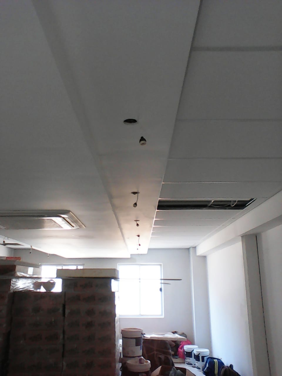 CEILINGS AND DRY WALL