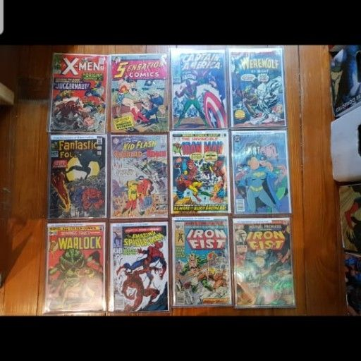 Cash for Your Comics and Old Toys