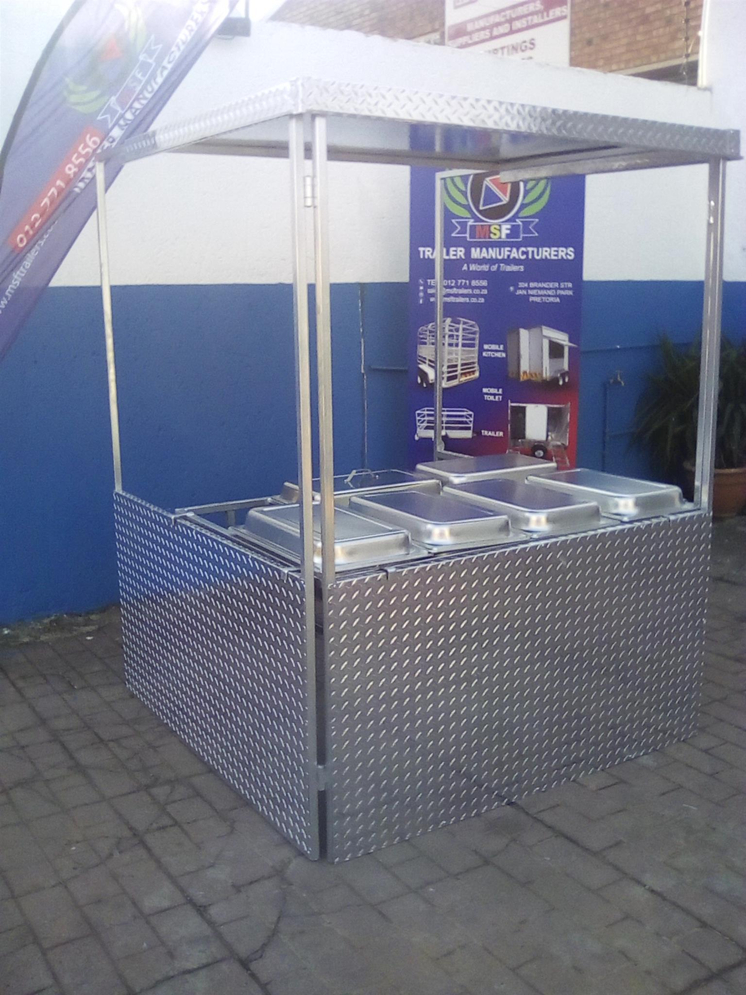 Foodwarmer Stand