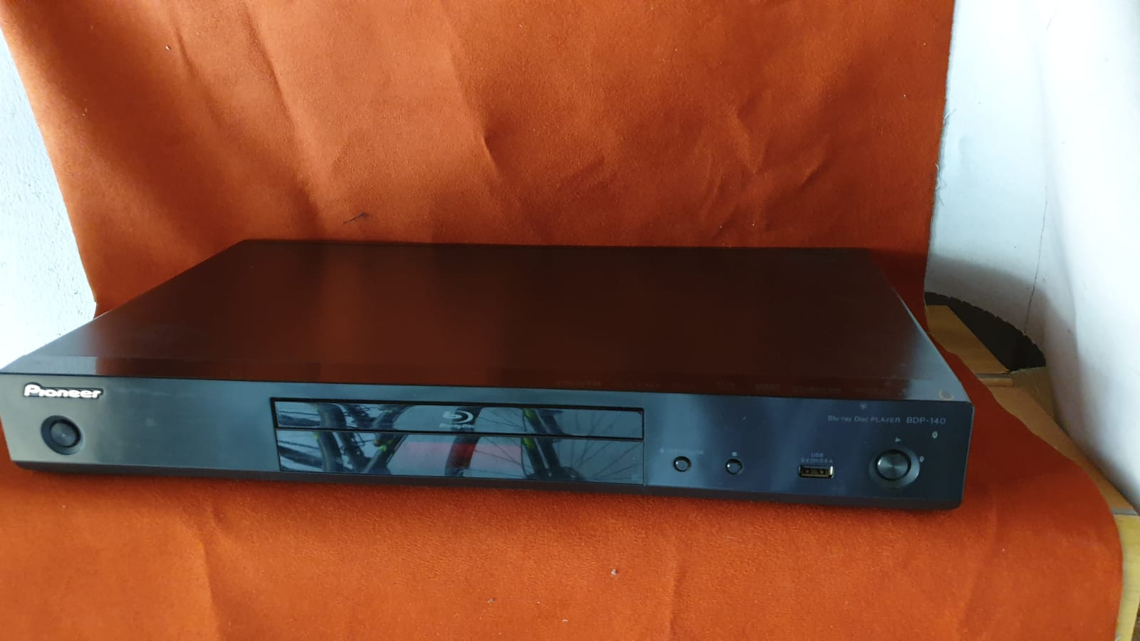 Pioneer Blue Ray DVD Player