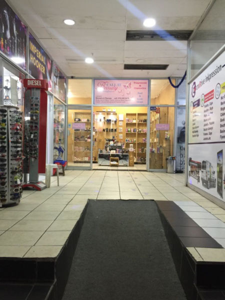 Beauty Shop For Sale in China Mall Randburg