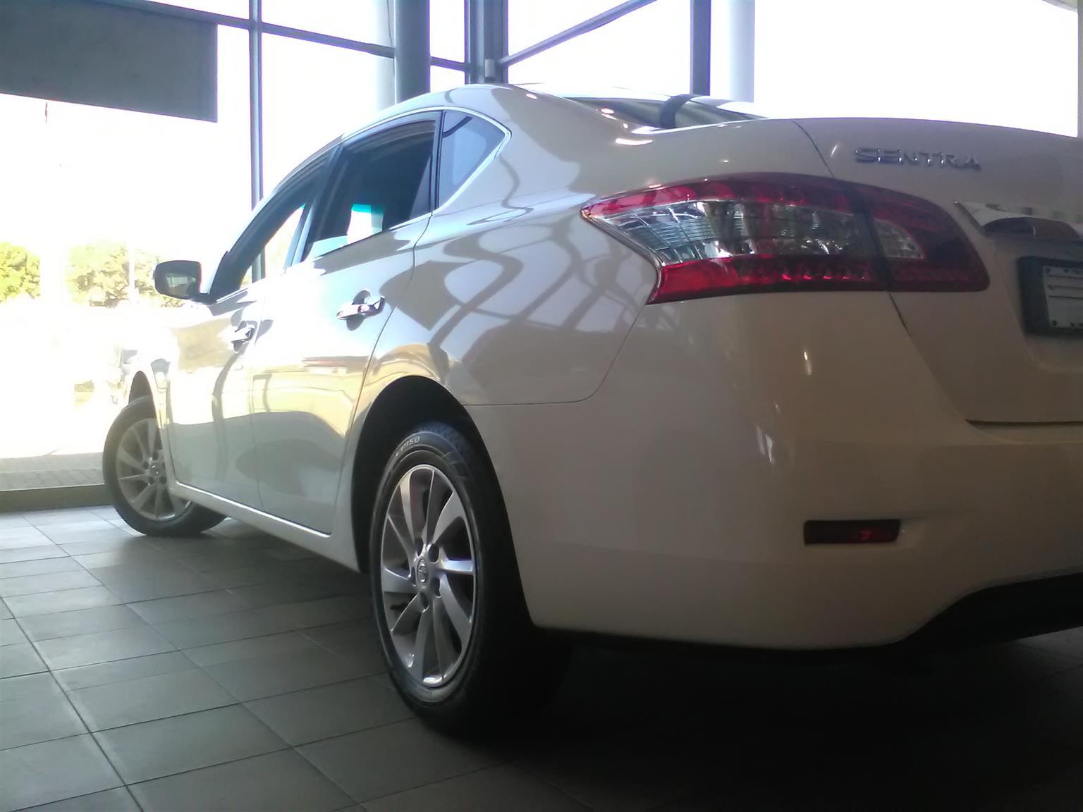 2016 Nissan Sentra 1.6 Acenta auto