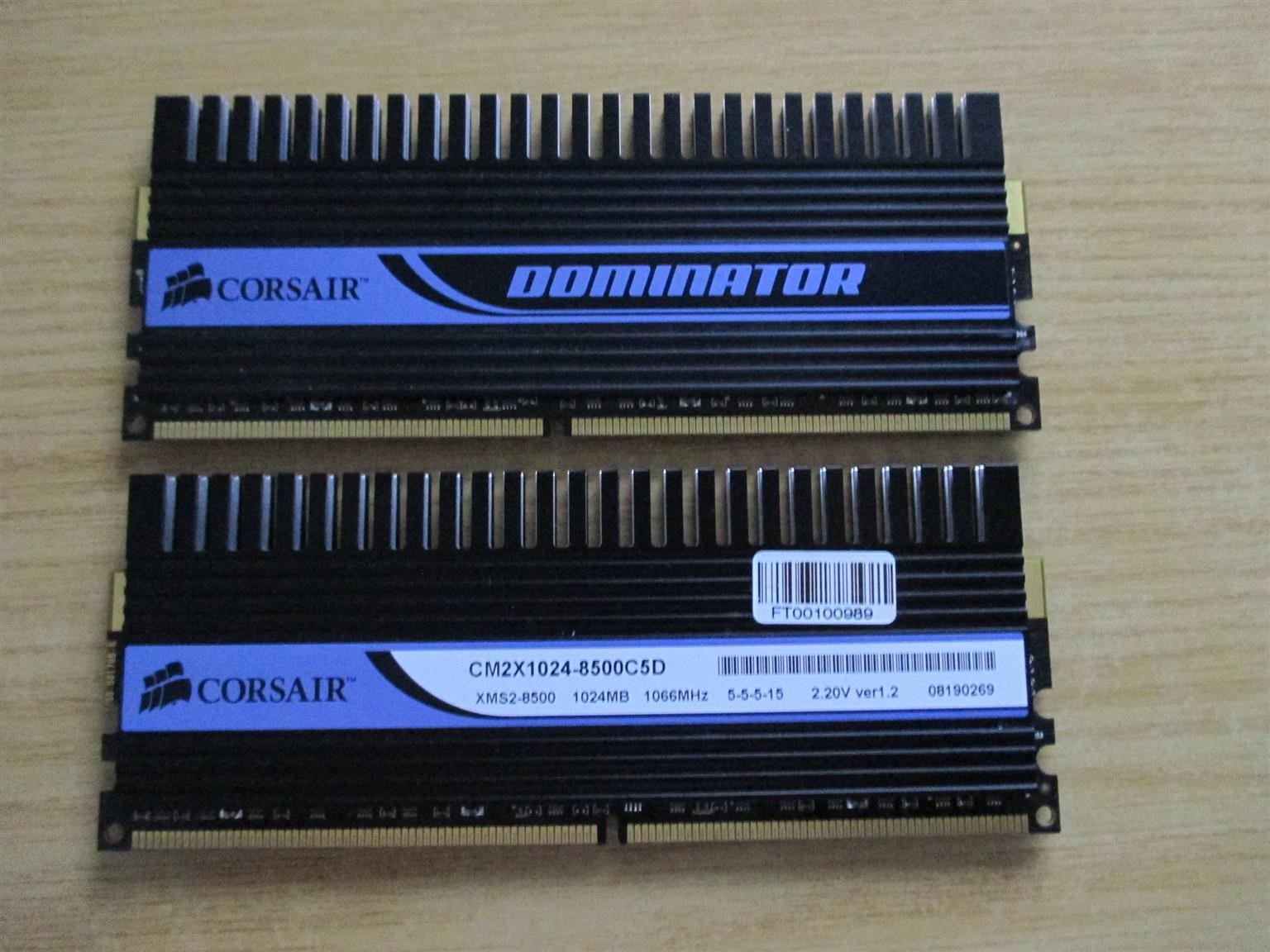 DDR2 Ram for sale