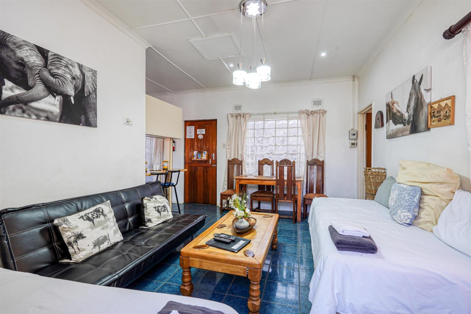 Bed and Breakfast or Self Catering Accommodation