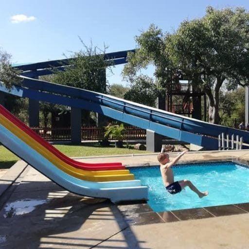 Kids Fibreglass Slides _ Fun Time Specials