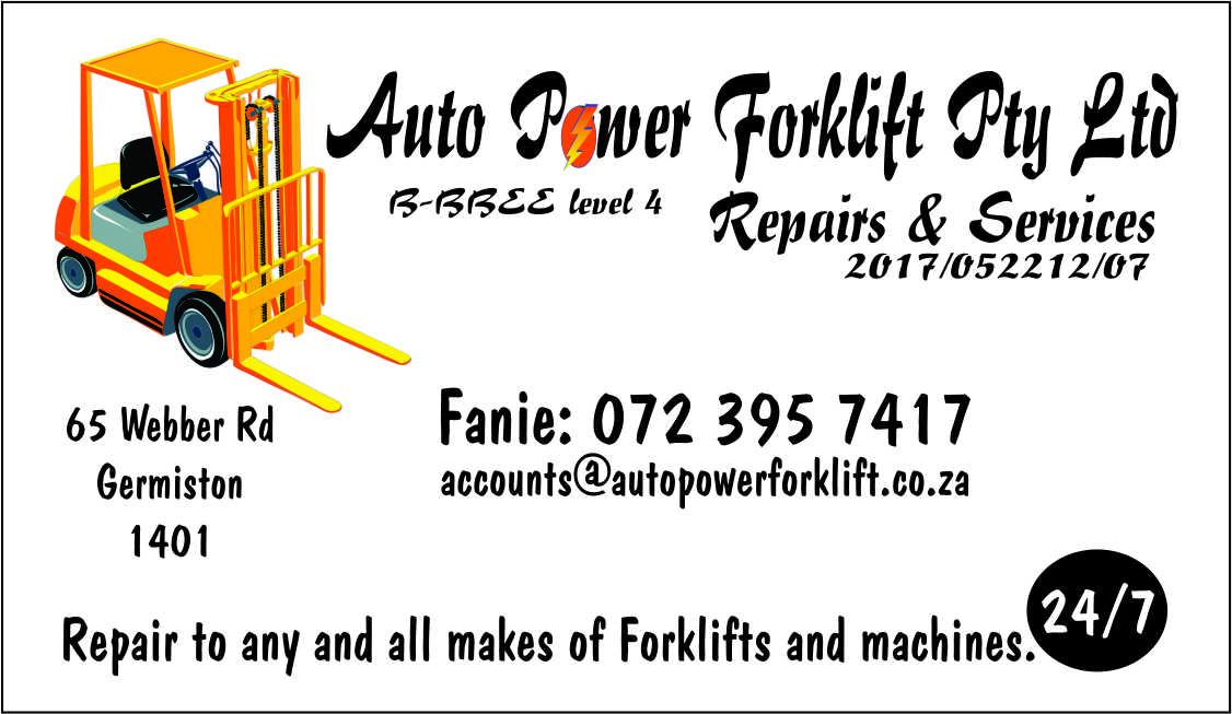 Auto Power Forklift