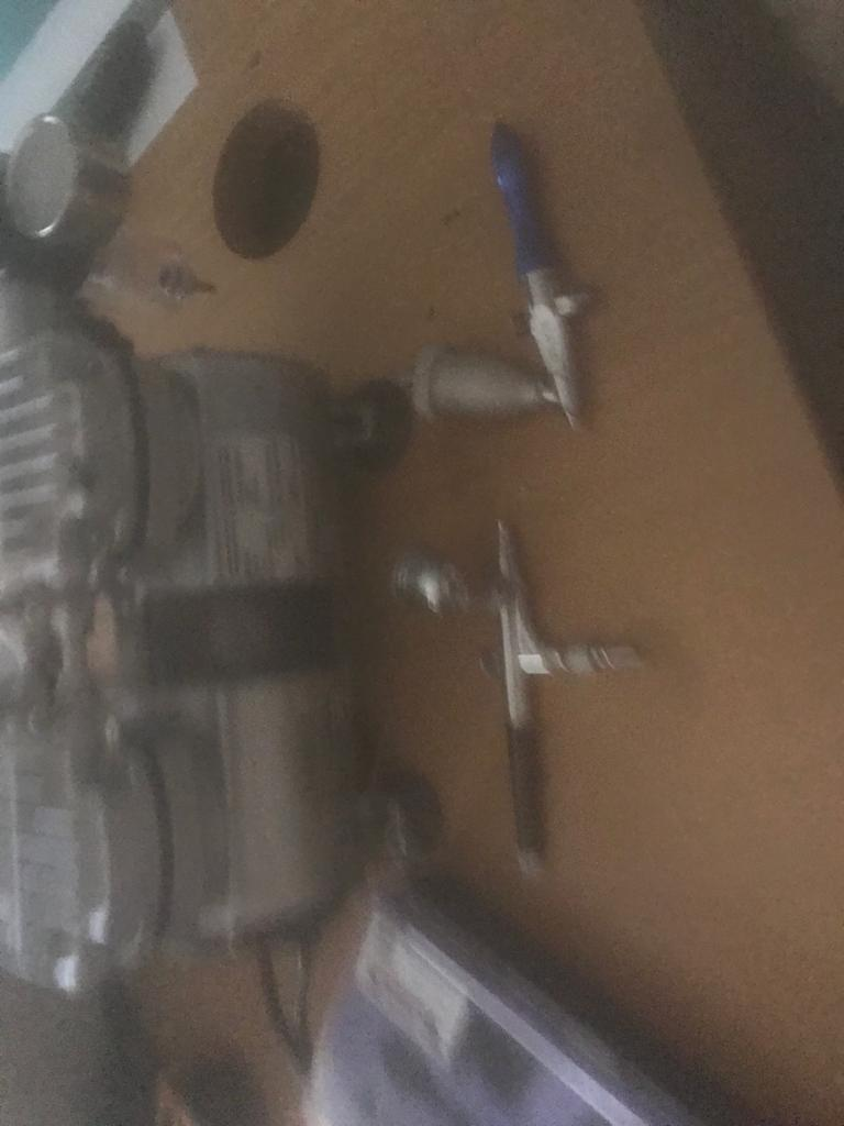 Small Art compressor