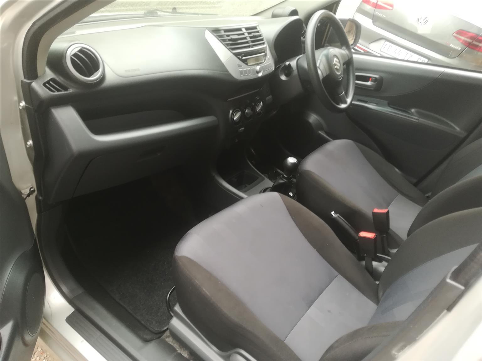 2014 Suzuki Alto 1.0 GLS