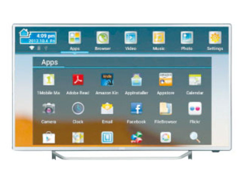 new JVC 32 Inch FHD Smart Wifi Android TV [LT32N750]