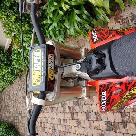 2002 Honda CR