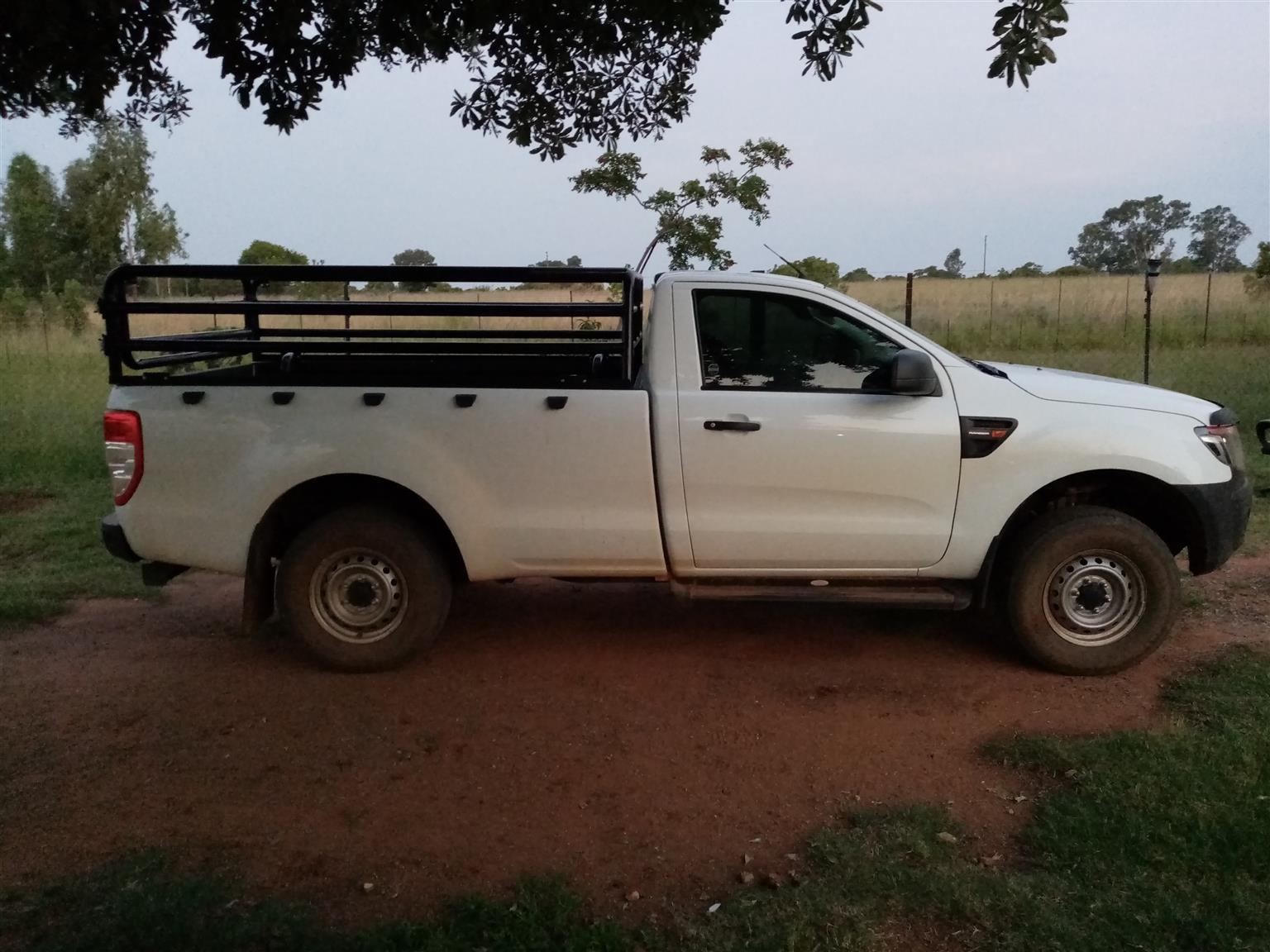 Cattle rail for sale