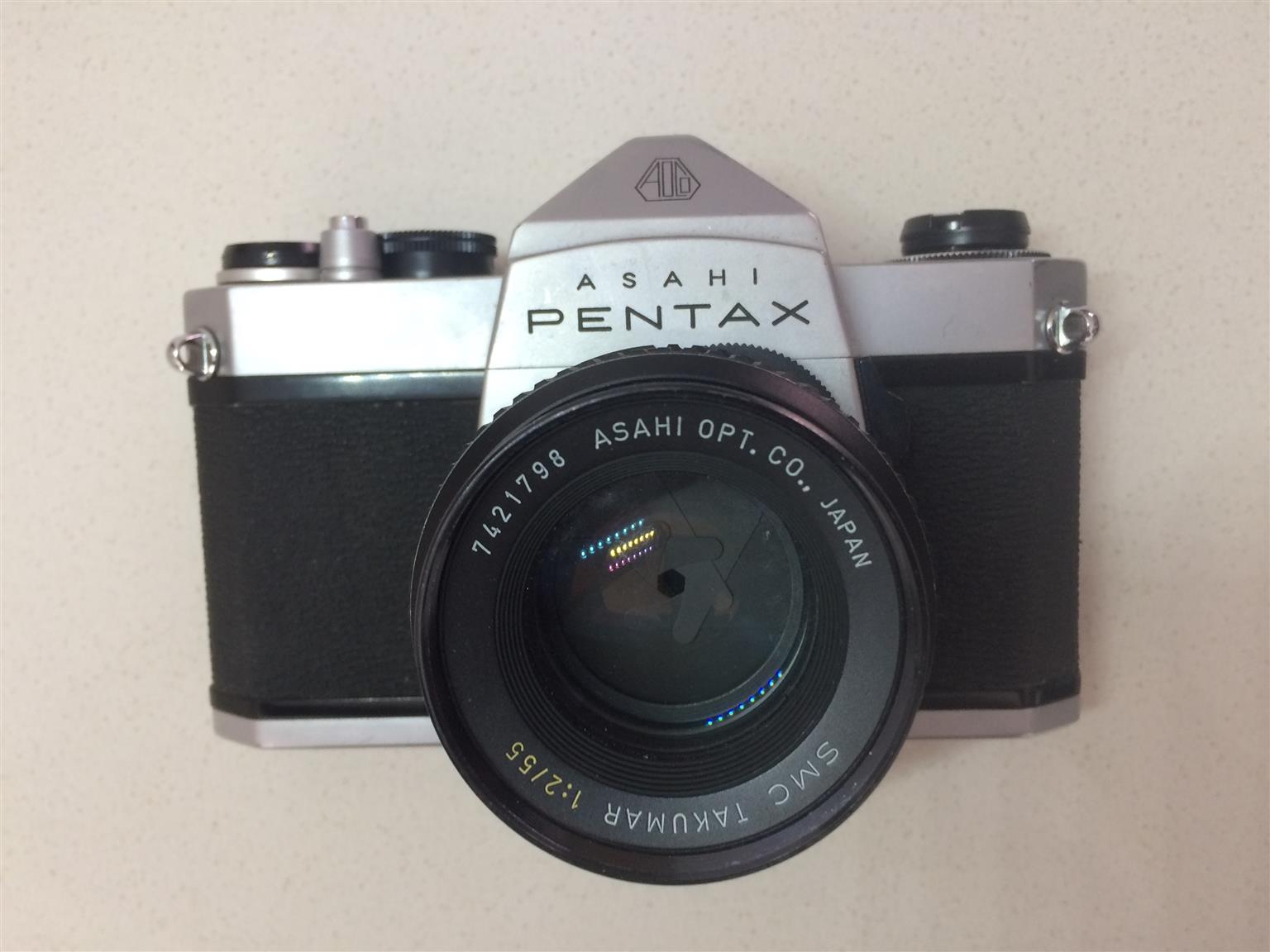 Pentax SP1000 Vintage Film Camera