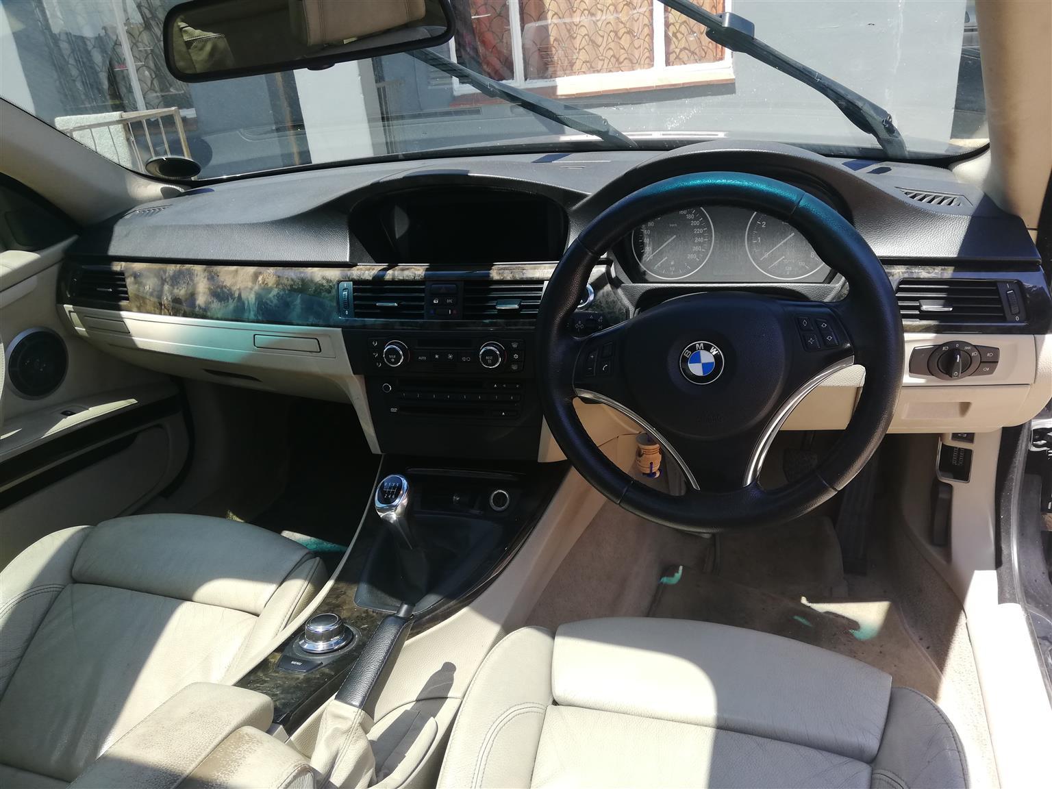 2008 BMW 3 Series 335i coupé
