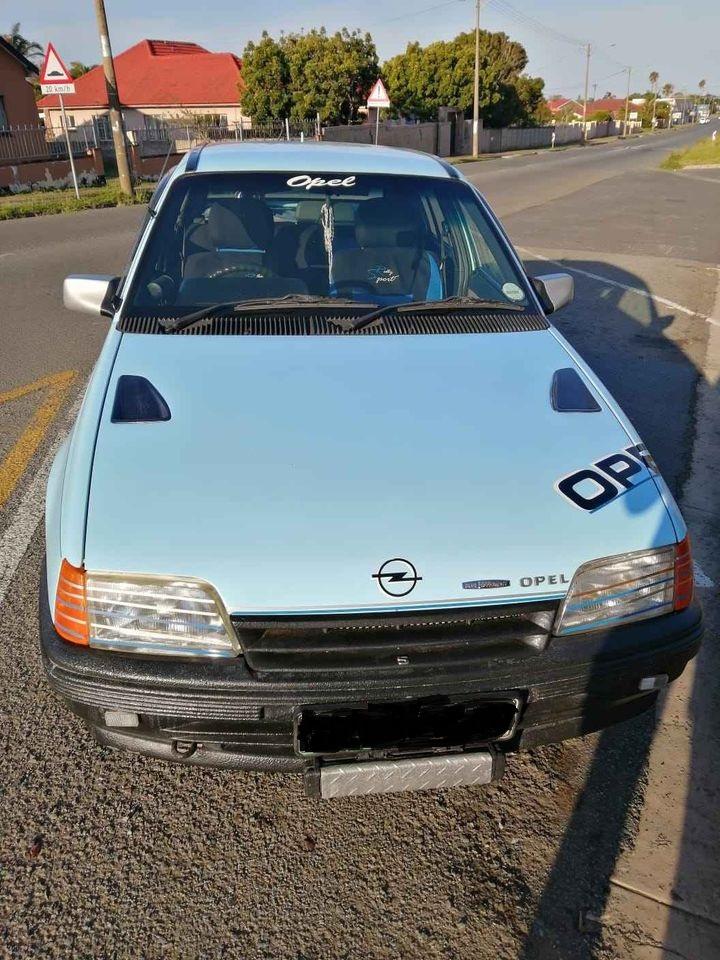 1992 Opel Kadett