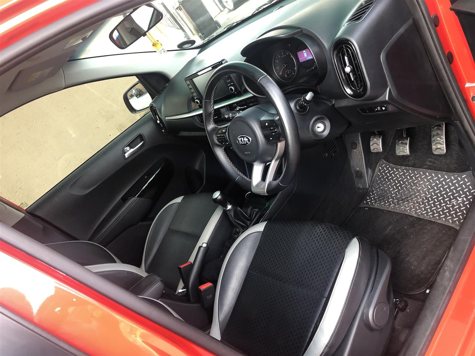 2017 Kia Picanto 1.0 Smart