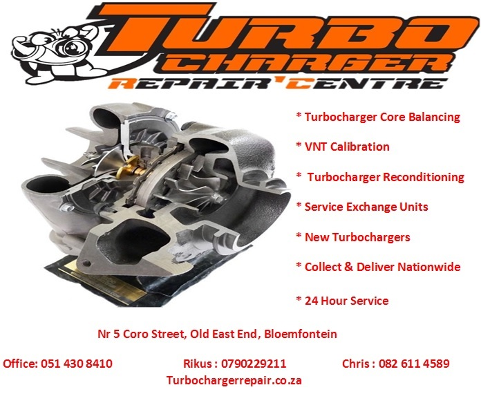Turbocharger Repair Centre