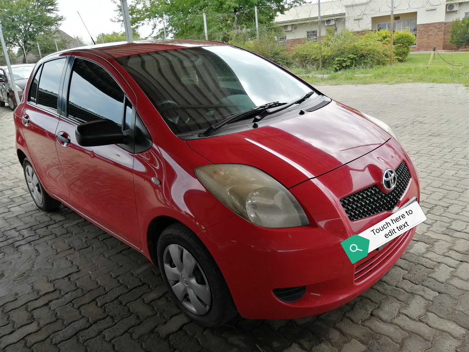 2006 Toyota Yaris 1.3 5 door T3