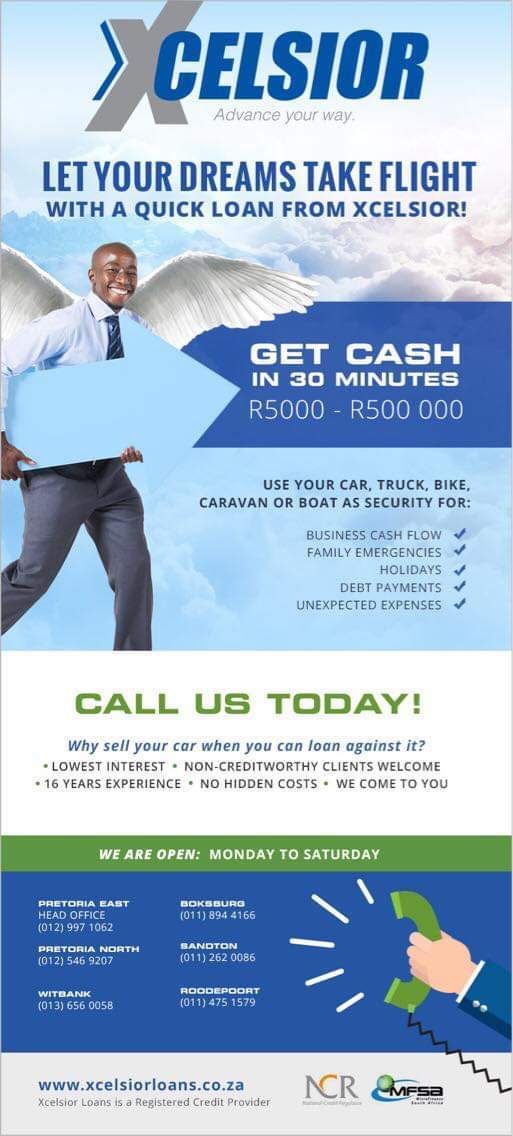 XCELSIOR Financial Services in Pinelands