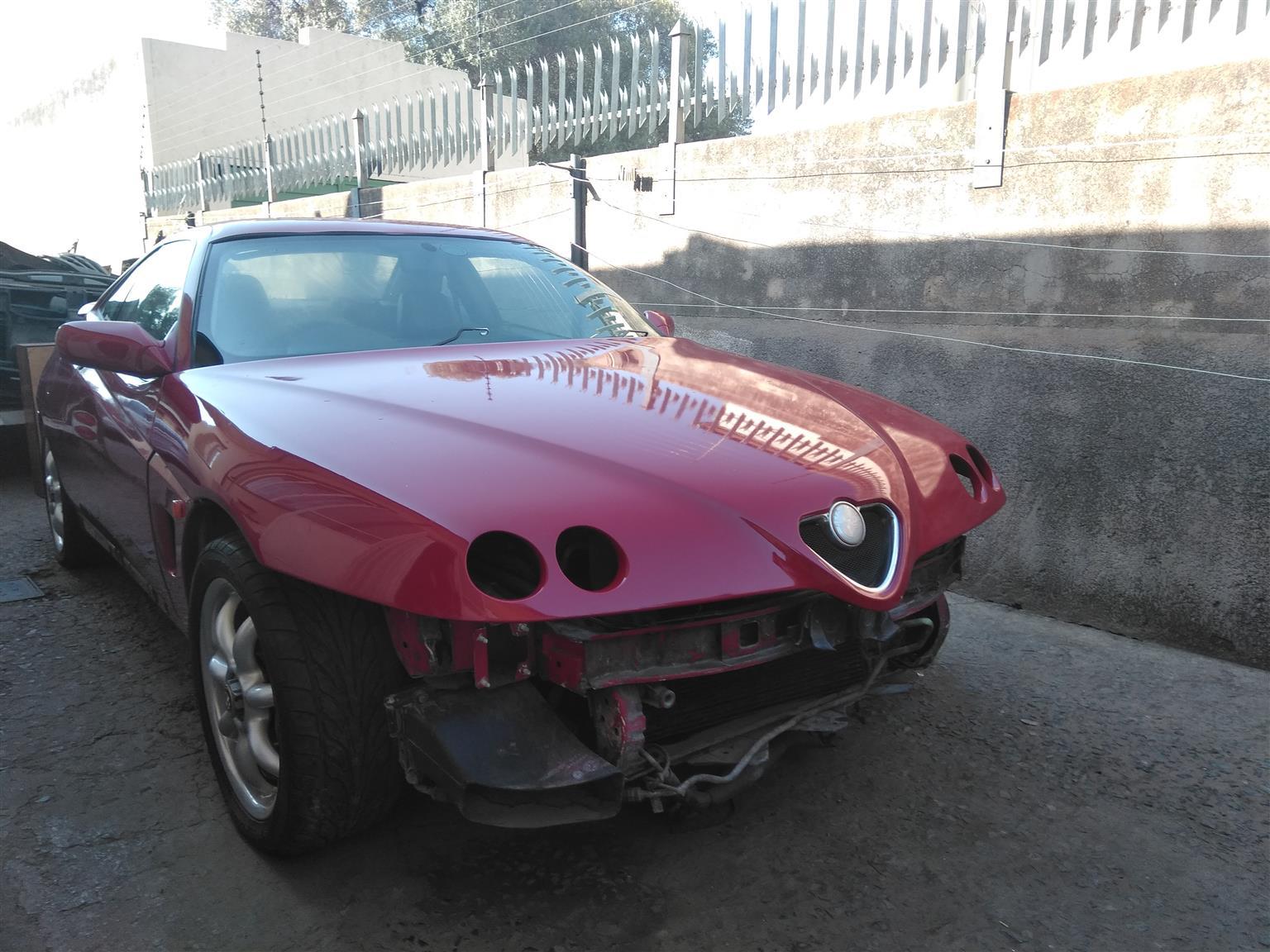 2002 Alfa Romeo Gtv 3 2 V6 Junk Mail